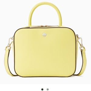 🆕 KATE SPADE ♠️ Maddy top handle camera bag